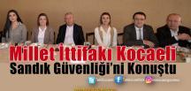 Millet İttifakı'nın Avukatları Buluştu
