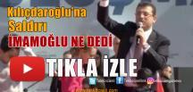 Ekrem İmamoğlu İstanbul Mitingi Tıkla İzle