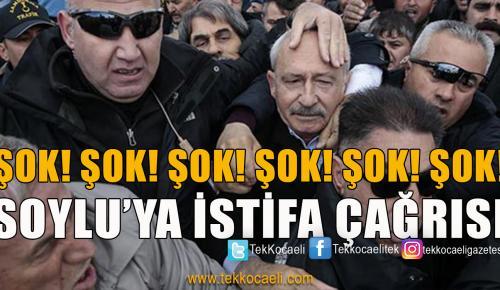 SON DAKİKA! İçişleri Bakanı Soylu'ya İstifa Çağrısı