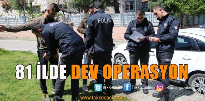 Huzurlu Sokaklar Uygulaması