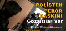 DEAŞ Üyelerine Polis Baskını