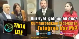 TIKLA İZLE; İzmit Belediyesi'nde Fotoğraf Tartışmasını Sona Erdirecek Görüntüler