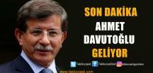 Ahmet Davutoğlu Yollarda