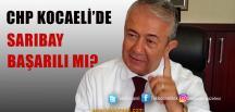 CHP'de Sarıbay Tartışılıyor