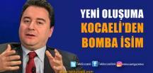 Yeni Siyasi Oluşumda Kocaeli'den Bomba İsim