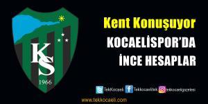 Kocaelispor'da Bunlar Konuşuluyor