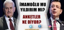 İşte En Son Yapılan İstanbul Anket Sonuçları