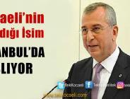 İstanbul Büyükşehir'e Genel Sekreter Oluyor