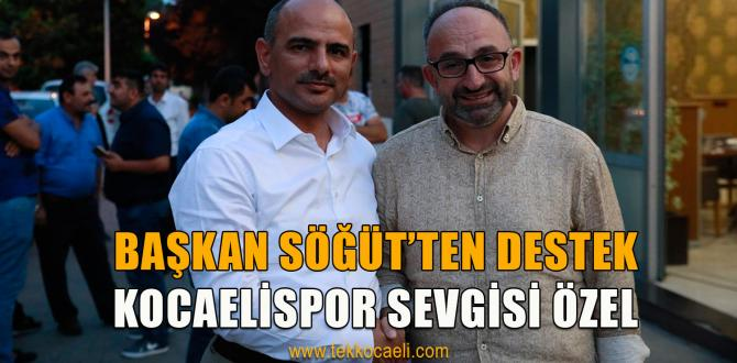 Kocaelispor'a Destek