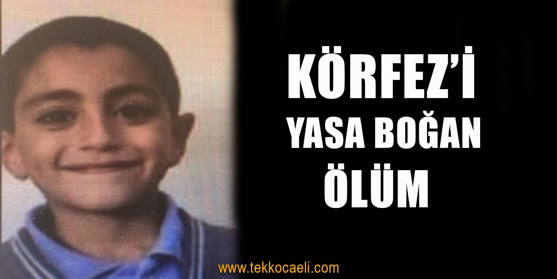 11 Yaşındaki Emin, Hayata Gözlerini Yumdu