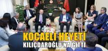 CHP Lideri Kılıçdaroğlundan Kocaeli'ye Mesaj