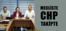 CHP Kocaeli Büyükşehir Meclis Grubu Çalışıyor