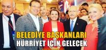 Hürriyet, Belediye Başkanlarını İzmit'te Ağırlayacak