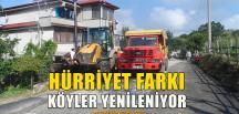 İzmit'in Köyleri Hürriyet'le Yenileniyor