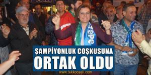 Gültepespor'dan Şampiyonluk Gecesi