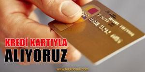 Kredi Kartıyla Ödemede Büyük Artış