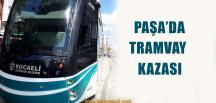 Tramvay Kadına Çarptı