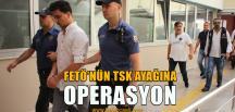 12 Askeri Personel Gözaltına Alındı