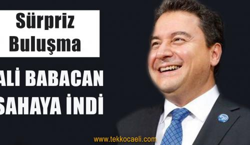 Ve Babacan Sahada