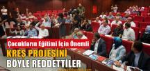 İzmit Belediye Meclisi'nde Bakın Neler Yaşandı