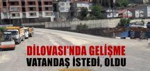 Dilovası'ndaki TIR Parkı Eski Güzergahına Alındı