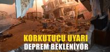 İzmit'te Deprem Uyarısı