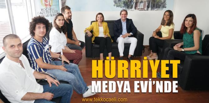 Hürriyet'ten Basın Emekçilerine Ziyaret
