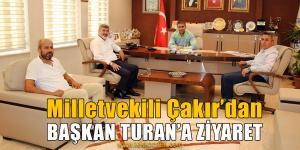 Milletvekili Sami Çakır, Kandıra Belediyesi'nde