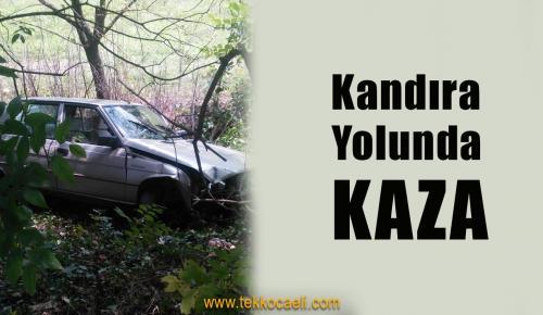 İzmit Çayırköy'de Kaza