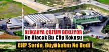 CHP'nin Soru Önergesine, Büyükakın Ne Yanıt Verdi