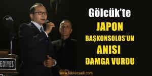Japon Başkonsolos, Türkiye İle İlgili Anısını Paylaştı