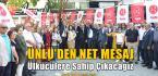 MHP Kocaeli Teşkilatı Bayramlaştı
