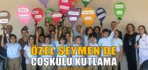 Özel Seymen'de, 'Türk Dil Bayramı Coşkusu'