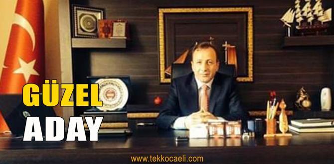 İşadamı Murat Güzel Aday