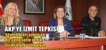 AKP'ye İzmit'te Tepki! Bu Kafa Belediyeleri Batıran AKP Kafası