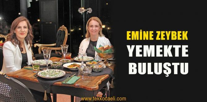 Emine Zeybek, Tarih Koridorunda