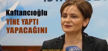 Canan Kaftancıoğlu Partilileri Şaşırttı
