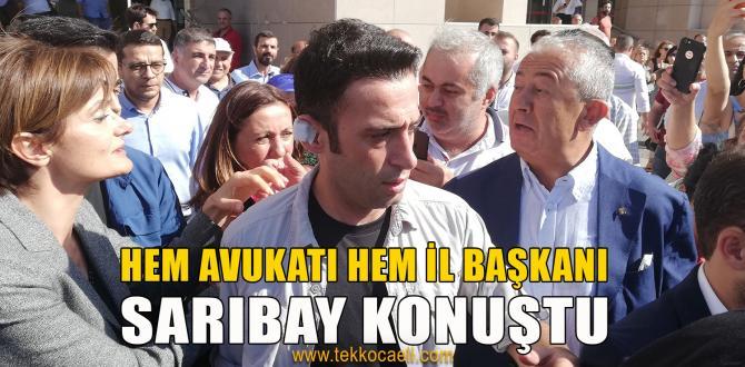 Canan Kaftancıoğlu'na Verilen Ceza Hakkında Konuştu
