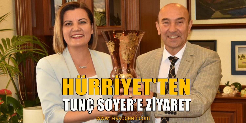 Hürriyet, İzmir Büyükşehir Belediyesi'nde
