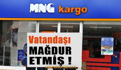 MNG Kargo, Vatandaşı İsyan Ettirdi