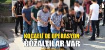 FETÖ Operasyonlarında Çok Sayıda Gözaltı Var