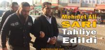FETÖ'den Tutuklanan Mehmet Ali Sarı Tahliye Oldu