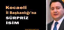 Ali Babacan'ın Partisinde İl Başkanı Kim Olacak?