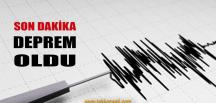 Deprem Yine Korkuttu