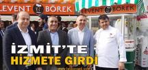Levent Börek, Yahya Kaptan'da Açıldı
