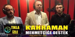 Mehmetçik İçin Türkü Bestelediler