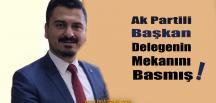 Melih Özkaraaslan, Sırça Köşk'ü Basmış!