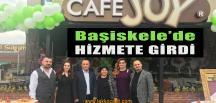 CafeJoy Tostos Park'ın Resmi Açılışı Gerçekleştirildi
