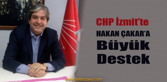 CHP'de Hakan Çakar Sahada