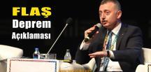 Tahir Büyükakın, Marmara Uluslarası Kent Forumu'na Katıldı